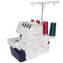 Maquina Coser Profesional Overlock Brother 1300p/min 3034d