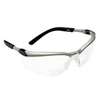 3m Reader 2.0 Gafas De Seguridad Dioptría Plata / Negro Marc