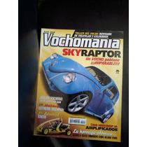 Vochomania Skyraptor Un Vocho Poblano ¡imparable!