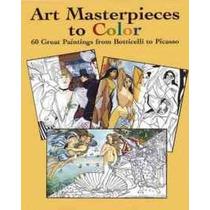 Obras Maestras Del Arte A Color: 60 Grandes Pinturas De Bott