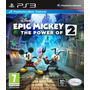 Disney Epic Mickey 2: The Power Of Two Ps3