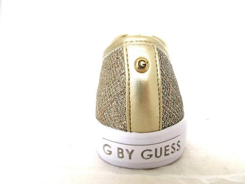 c2beecdfd5d72 Tenis Guess Mujer Nuevos Originales Zapato Moda Logo Oro Si. Precio    2299  99 Ver en MercadoLibre