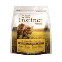 Croquetas Gato Instinct Pollo 5.48 Kg, Envio Gratis Cdmx