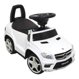 Montable Para Niño Mercedes Benz Gl63amg Convertible Push