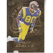1995 Fleer Ultra Gold Medallion Isaac Bruce Wr Rams