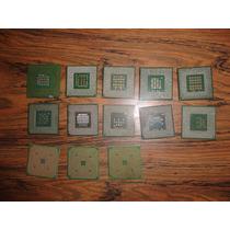 Lote De Procesadores Para Cpu Y Laptop Intel Y Amd