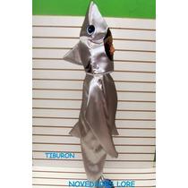 Disfraz Tiburon Talla 10 Disfraces Niños Para Primavera