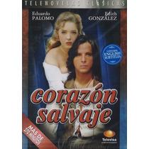 Corazon Salvaje Telenovela Mexicana Importada Dvd
