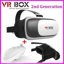 Gafas Realidad Virtual 3d Vr Box 2.0 Google Cardboard,lentes