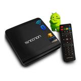 Android Tv Box Certificado Smart Tv Android 4k Wifi Necnon R