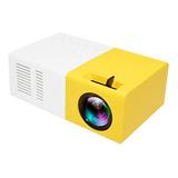 Mini Proyector Led De Bolsillo Lcd Portátil 400 Lumen