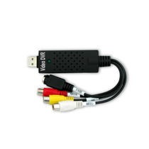 Tarjeta Capturadora Usb 2.0 Rca S-video Audio Video Dvr