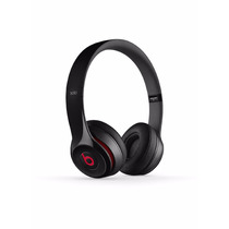 Jh Audifonos Beats Solo2 Wired On-ear Headphones - Black