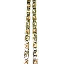f17a072e8c94 Cadena De Oro Tejido Gucci Oro Solido 10 Kilates 60 Cm en venta en ...