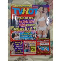 Revista Tv Notas Portada La Wanders Y Radames Poster 1 Guapo