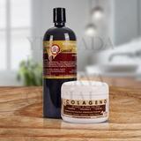 Shampoo Yeguada La Reserva Y Colageno Grande Envio Gratis