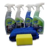 Kit Para Lavar Autos En Seco Sin Agua El Original Green Wash