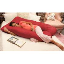 Almohada Para Embarazo O Maternidad Dormir Cómoda Bebé