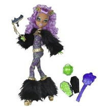 Monster High Ghouls Rule Clawdeen Lobo Doll