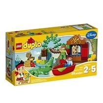 Visita 10526 Edificio Juguete Lego Duplo Jake Peter Pan