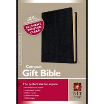 Biblia En Inglés Nueva Traducción Viviente(ntv) Negra Compac