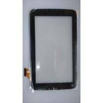 Touch Screen 7 Pulgadas Para Polaroid Flex Gt70m702 Negro