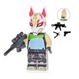 Mini Figuras Para Armar De Moda Y Clasicos Coleccion Bloques