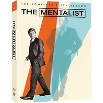 El Mentalista, The Mentalist Temporada 5 ( Quinta ) En Dvd