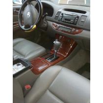 Toyota Camry Xle Q/c Piel V6 Aut.vendo/cambio