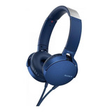 Audífonos Sony Mdr-xb550ap Azul