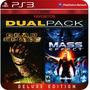 Dead Space + Mass Effect Ps3 (8gb) Licencia Digital