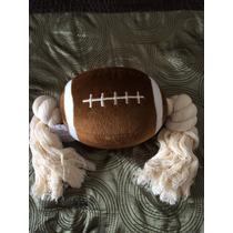 Juguete Para Mascota En Forma De Balón De Fútbol Americano.