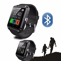 Lote 10 Pzas Smartwatch U8 Reloj Smartphone Mayoreo Android