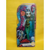 Monster High Sirena Original Frankie Arrecife Monstruoso