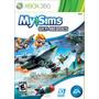 My Sims Sky Heroes Nuevo Sellado Xbox 360
