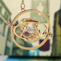 Harry Potter Time Turner Giratiempo Collar Replica Cosplay