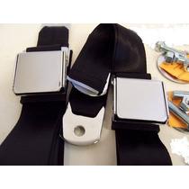 Cinturones De Seguridad Datsun 510 Nuevos Cromados