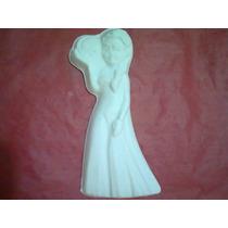 Elsa De Frozen Figura En Yeso Costo Es Por 10 Figuras