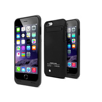 Funda Con Batería Power Bank, Para Iphone 6 De 3200 Mah