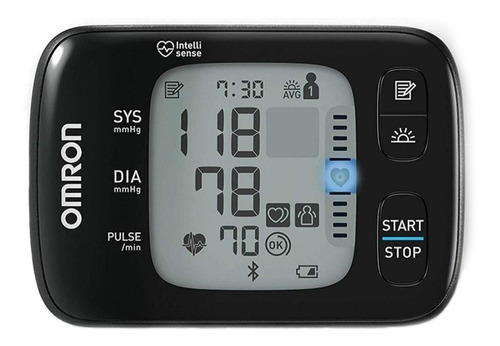 Monitor De Presión Arterial Digital Omron Hem-6232t/rs7