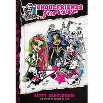 Monster High: Ghoulfriends Libro