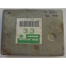 Computadora 1993 Sentra 1.6l Automatico Ecu Ecm Pcm