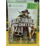 Call Of Juarez The Cartel Xbox 360 Nuevo