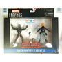 Marvel Legends 10cm Civil War Black Panther Agent 13