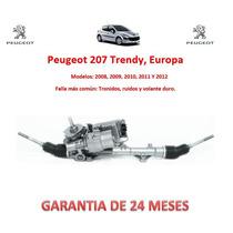 Caja Direccion Cremallera Electroasistida Peugeot 207 2012