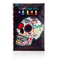 Tejidos - Cráneo Del Azúcar Mexicano Día En Forma De The