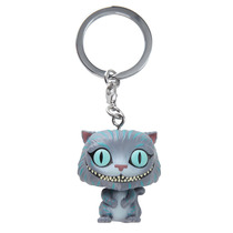Funko Pop Llavero Cheshire Cat Exclusivo Alice In Wonderland