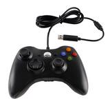 2 Controles Gamepad Xbox 360 Alambrico Usb/pc