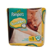 Pampers Swaddlers Pañales Tamaño 1 A 240 Conde