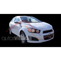 Chevrolet Sonic 2012 Autopartes Piezas Refacciones Colision